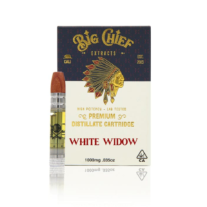 Big chief carts white widow